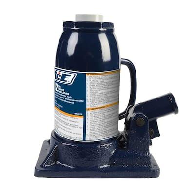 12-Ton Professional Bottle Jack