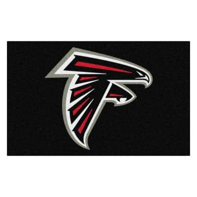 NFL - Atlanta Falcons Rug - 5ft. x 8ft.