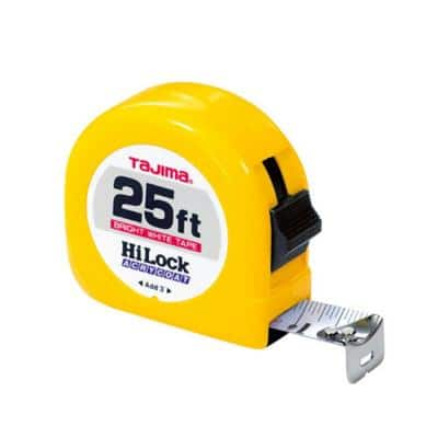 Hi-Lock 25 ft. Tape Measure