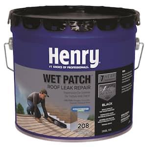 208 Wet Patch 3.30 Gal. RoofCementLeak Repair
