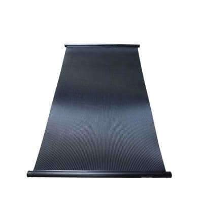 4 ft. x 12 ft. SunSaver Solar Powered Panel Efficient Pool Heating System