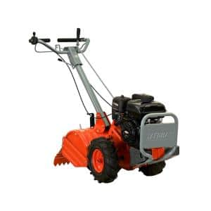 18 in. 208cc Dual Rotating Rear Tine Tiller Briggs and Stratton