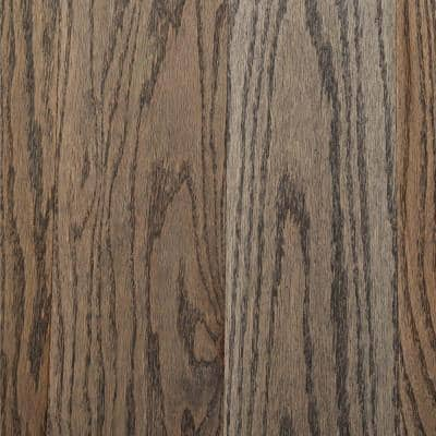 Coastal Gray Oak 3/4 in. Thick x 5 in. Wide x Random Length Solid Hardwood Flooring (376 sq. ft. / pallet)