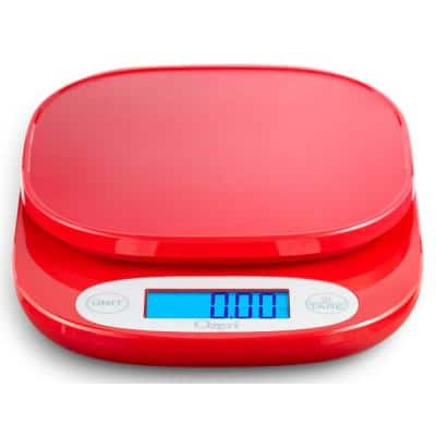 Garden and Kitchen Scale, with 0.5 g (0.01 oz.) Precision Weighing Technology