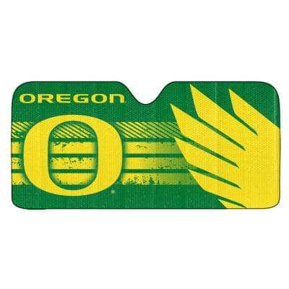 University of Oregon Windshield Sun Shade