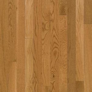 American Originals Copper Light Red Oak 3/4 in. T x 2-1/4 in. W x Varying L Solid Hardwood Flooring (20 sq. ft. /case)