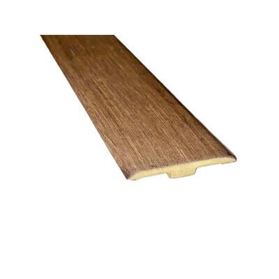 Oak Arlet 1/4 in. Thick x 1-3/4 in. Wide x 94 in. Length T-Molding