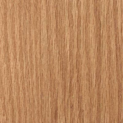 A-Series and 400 Series Interior Color Sample in Unfinished Oak