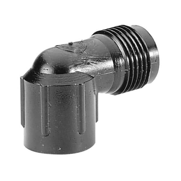 Dig 1 2 In Pvc Pipe Thread X Hose, Garden Hose To Pvc Adapter Home Depot