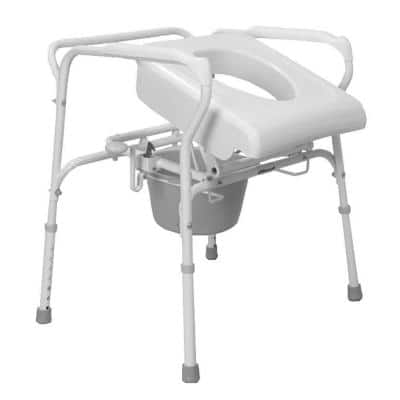 Bedside Commode with Uplift Assist
