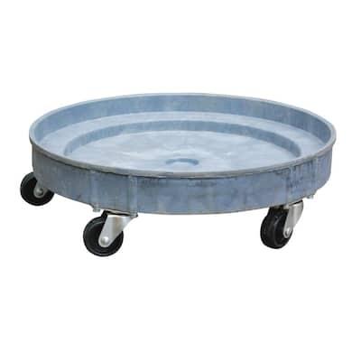 30/55 Gal. Multi-Level Plastic Drum Dolly