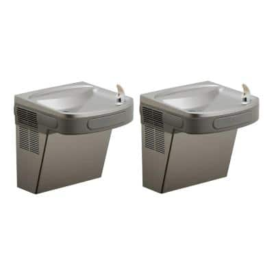 Push-Button Barrier Free Drinking Fountain Faucet (Quantity-2)