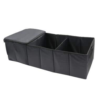 Nylon Triple Action Car Organizer with Cooler
