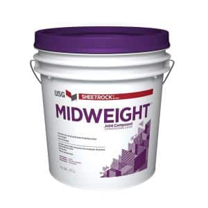4.5 gal. Midweight Ready-Mixed Joint Compound