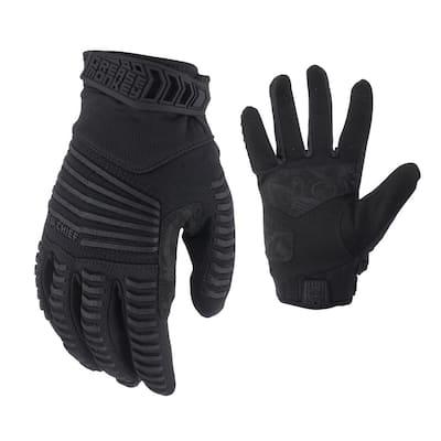 Large Crew Chief Pro Automotive Gloves