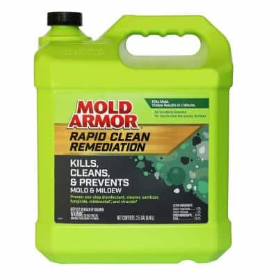 2.5 gal. Rapid Clean Remediation Mold Remover