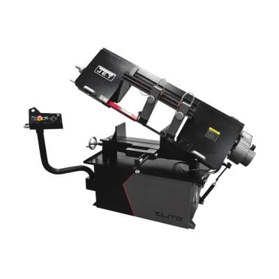 10 in. x 18 in. 2 HP, 230-Volt Metalworking Variable Speed Bandsaw 1Ph