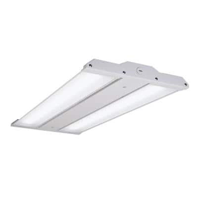 HBLAO 2.167 ft. (26 in.) 600-Watt Equivalent Integrated LED Dimmable White High Bay Light , 5000K