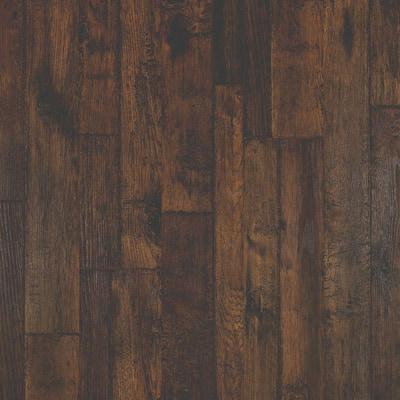 Outlast+ 7.48 in. W Somerton Auburn Hickory Waterproof Laminate Wood Flooring (19.63 sq. ft./case)
