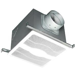 ENERGY STAR® Certified Ultra Quiet Variable Dual Speed Ceiling Bathroom Exhaust Fan