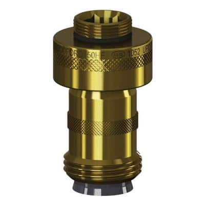 13/16 in. - 18 Special Threads x 3/4 in. Hose Threads Brass Double-Check Backflow Preventer