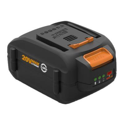 POWER SHARE 20-Volt 4.0Ah Battery