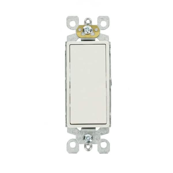 Leviton Decora 15 Amp 3 Way Switch, Leviton Wiring Diagram 3 Way Switch