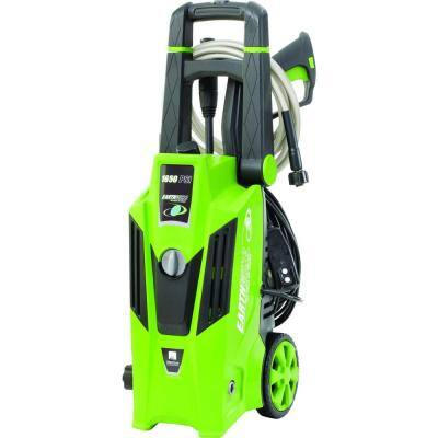 1650 PSI 1.4 GPM Corded Cold Water Electric Pressure Washer
