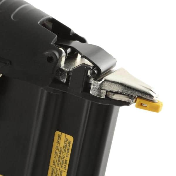 DEWALT DWFP12233 18-Gauge Pneumatic Corded Brad Nailer