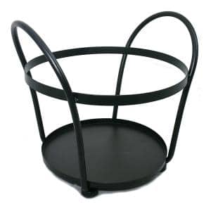 14 in. Round Log Storage Basket