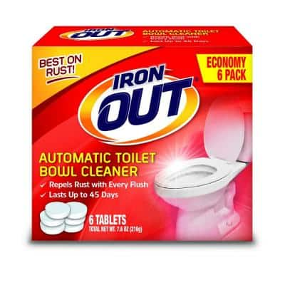 7.6 oz. Automatic Toilet Bowl Cleaner (6-Pack)