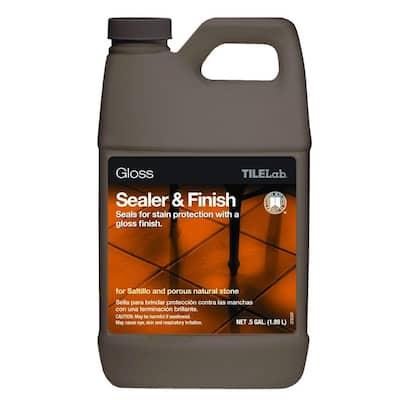 TileLab 1/2 Gal. Gloss Sealer and Finish