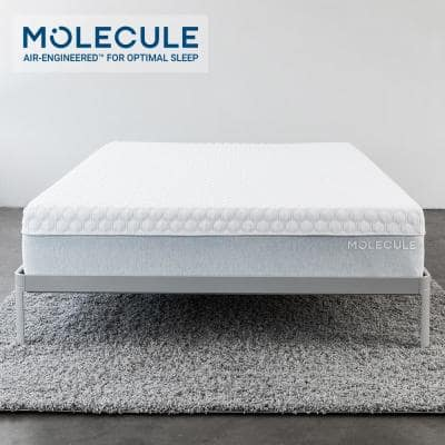 Molecule 1 12in. Medium Memory Foam Tight Top Queen Mattress