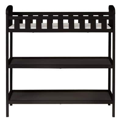 Emily Black Changing Table