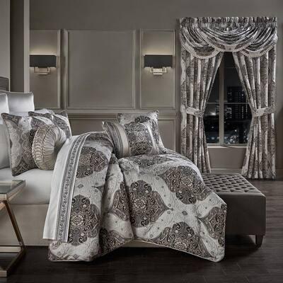 Devon Silver Queen 4Pc. Comforter Set