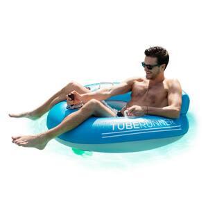 44 in. Inflatable Tube Runner - Deluxe Motorized Pool Tube
