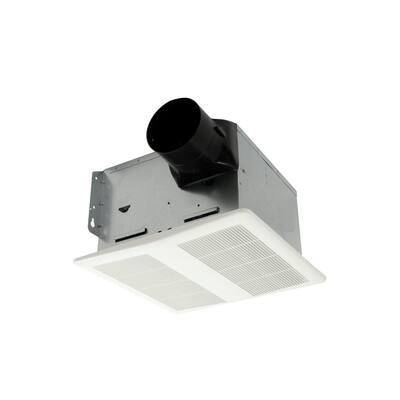 150 CFM Ceiling Bathroom Exhaust Fan with Humidistat, Energy Star