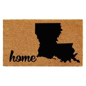 Louisiana 24 in. x 36 in. Door Mat