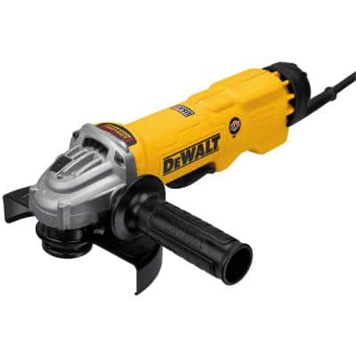 13 Amp Corded 6 in. High Performance Angle Grinder with No-Lock-On Paddle Switch