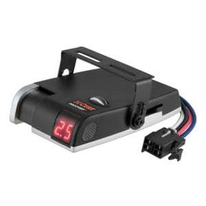 Discovery Brake Control with Time Activated Brake Control