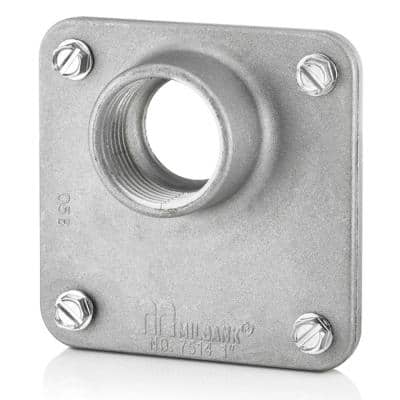 1 in. Load Center Hub Accessory for Outdoor Enclosure