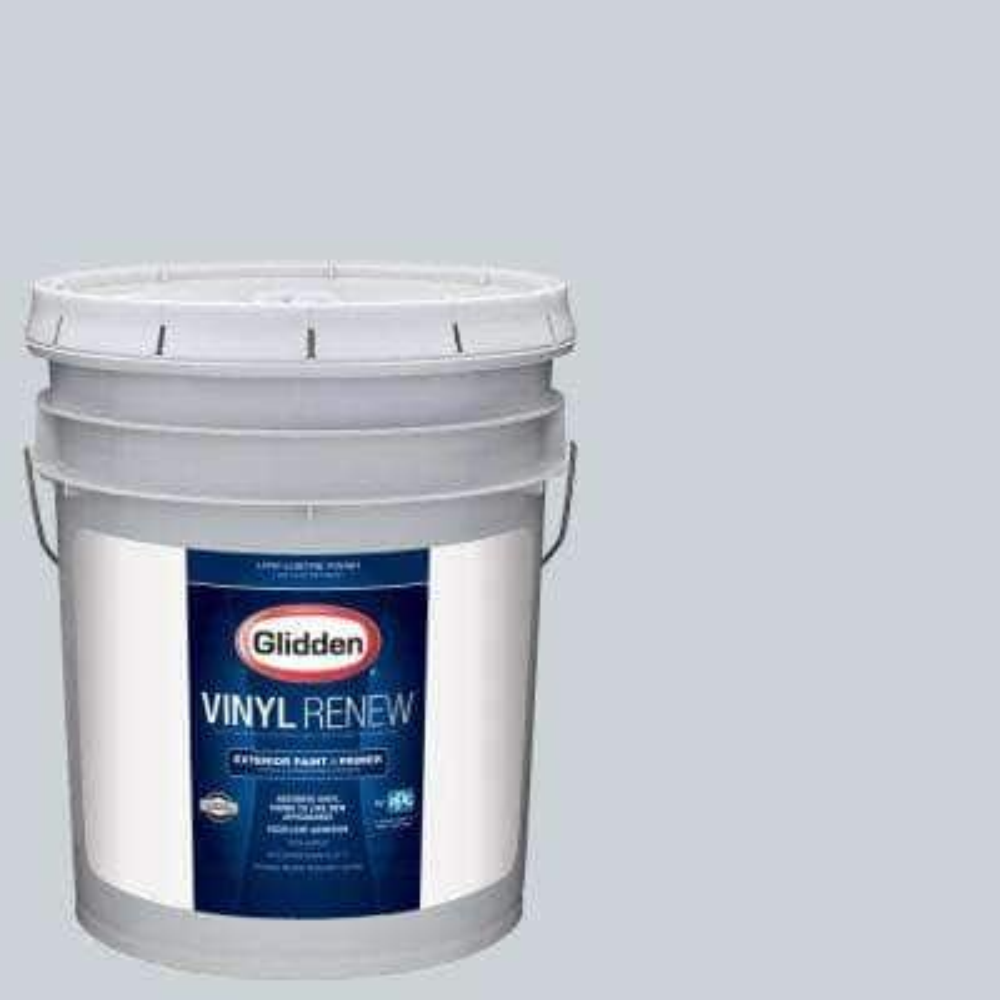 Low Lustre Blue Paint Colors Paint The Home Depot
