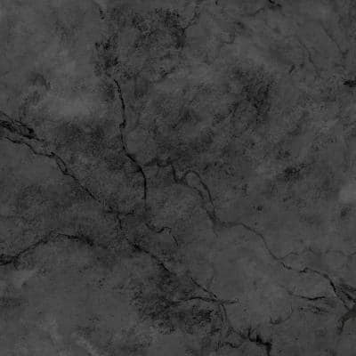 Innuendo Black Marble Black Wallpaper Sample