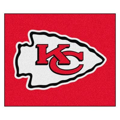 NFL - Kansas City Chiefs Rug - 5ft. x 6ft.