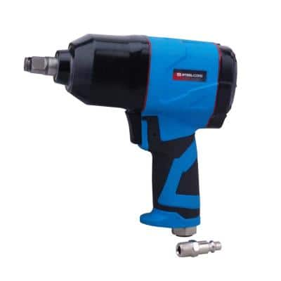 1/2 in. Air Impact Wrench with Composite Body and Comfort Grip