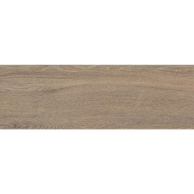 Uddo Osaka 7.95 in. x 23.7 in. Matte Wood Look Ceramic Floor and Wall Tile (18.326 sq. ft./Case)