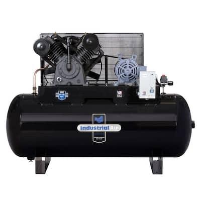 120 Gal. Stationary Electric Air Compressor