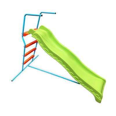 6 ft. Wavy Kids Slide