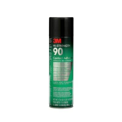 17.6 oz. Hi-Strength 90 Spray Adhesive