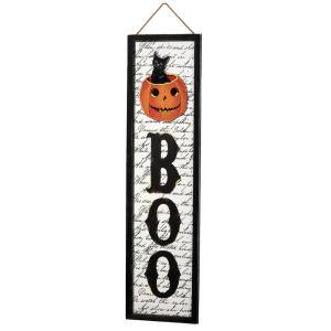 36 in. Halloween BOO Wall Sign